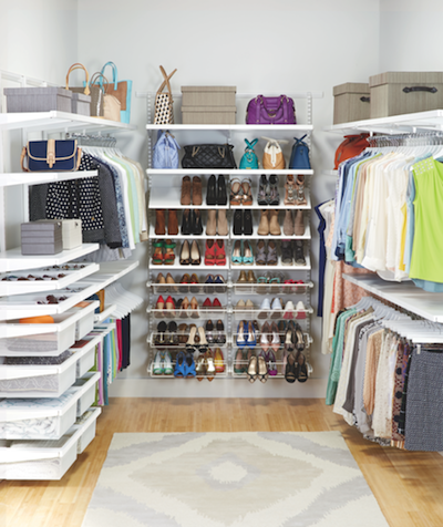 Closet Heaven Via The Container Store!