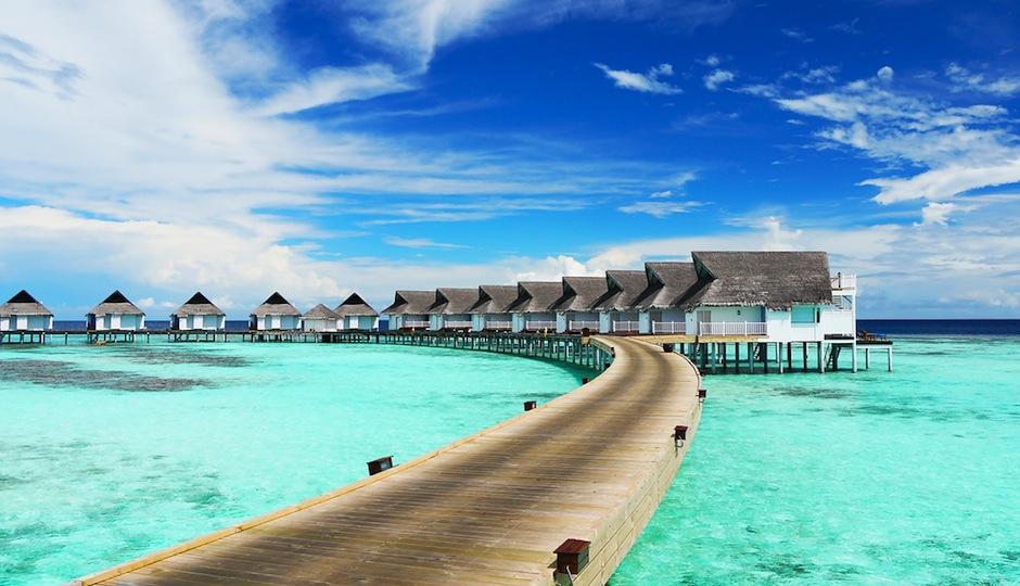 Maldives/Shutterstock