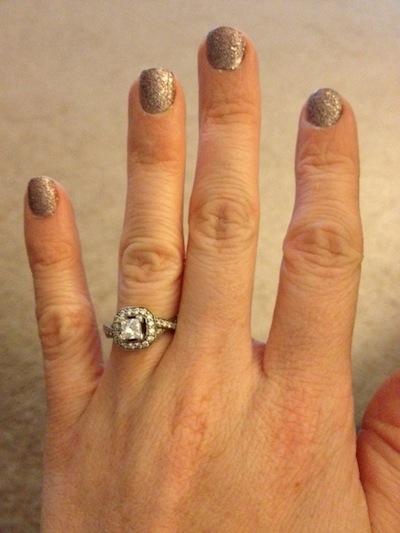 Erin's ring!