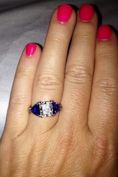 Jenn's ring!