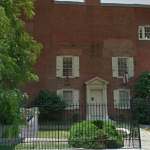 Side view screenshot of Domb's new properties via Google Street View.