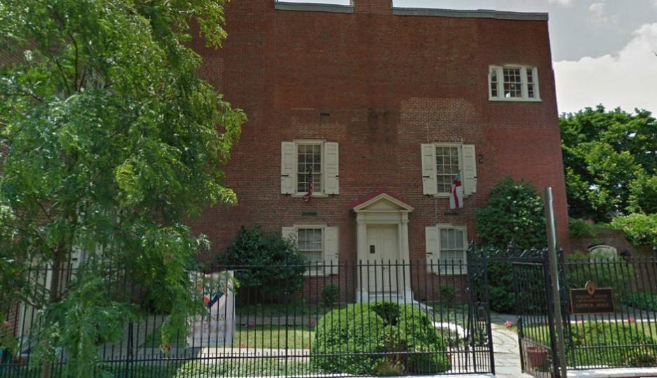 Side view screenshot of Domb's new properties via Google Street View.
