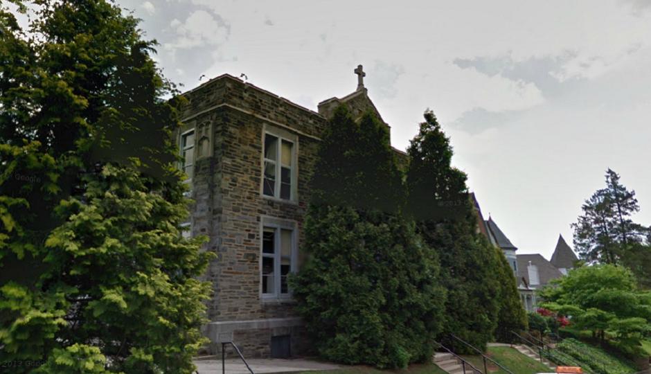 Side view screenshot via Google Street View.