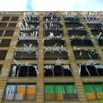 abandoned building in Philadelphia by Wolfram Burner