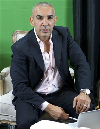FilmOn founder Alki David (Photo by Paul A. Hebert/Invision/AP)