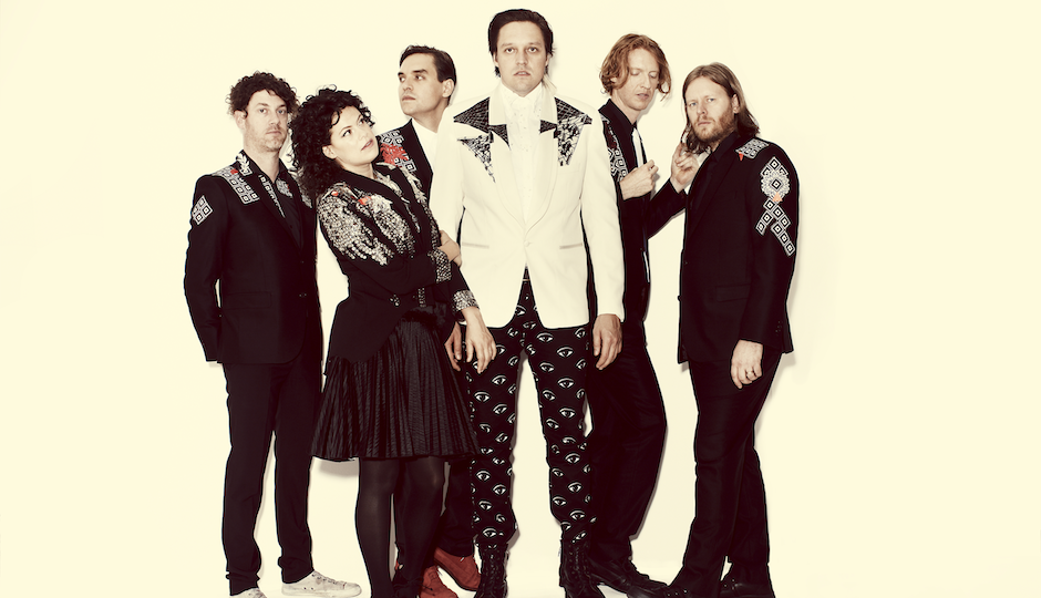 arcade fire groupon philadelphia