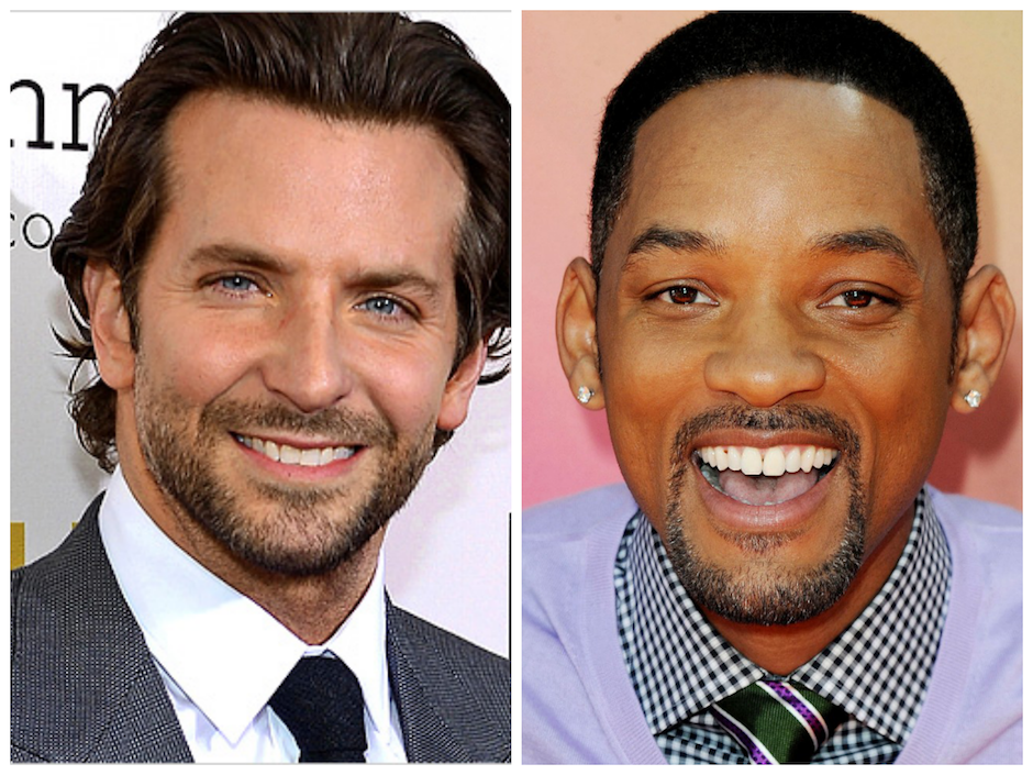 Philly film stars Bradley Cooper and Will Smith have been announced as presenters at this Sunday's Academy Awards.