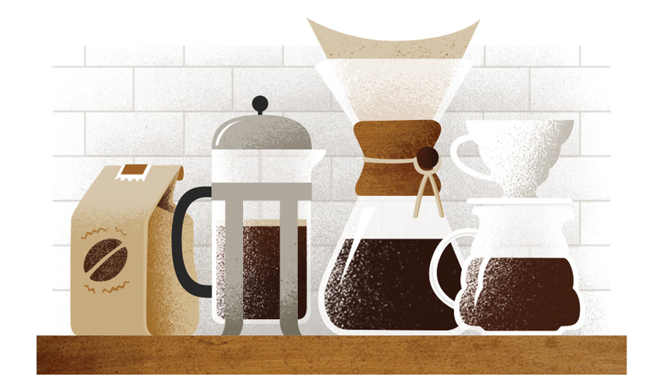 How to Brew Your Own Coffee with Philadelphia's Nest Cafe