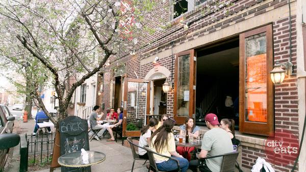brick american eatery