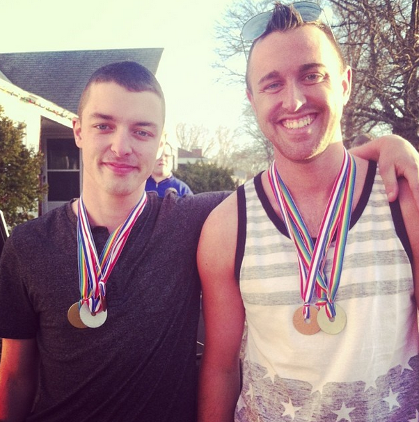 gay olympics equality house