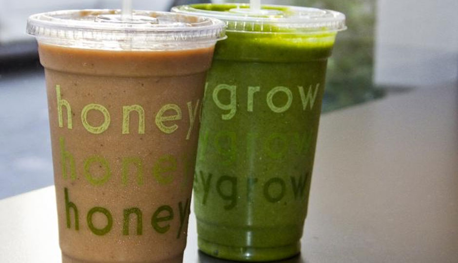 Honeygrow, one of the pros' top picks for a healthy lunch on the go.