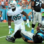 NFL: Carolina Panthers at Miami Dolphins