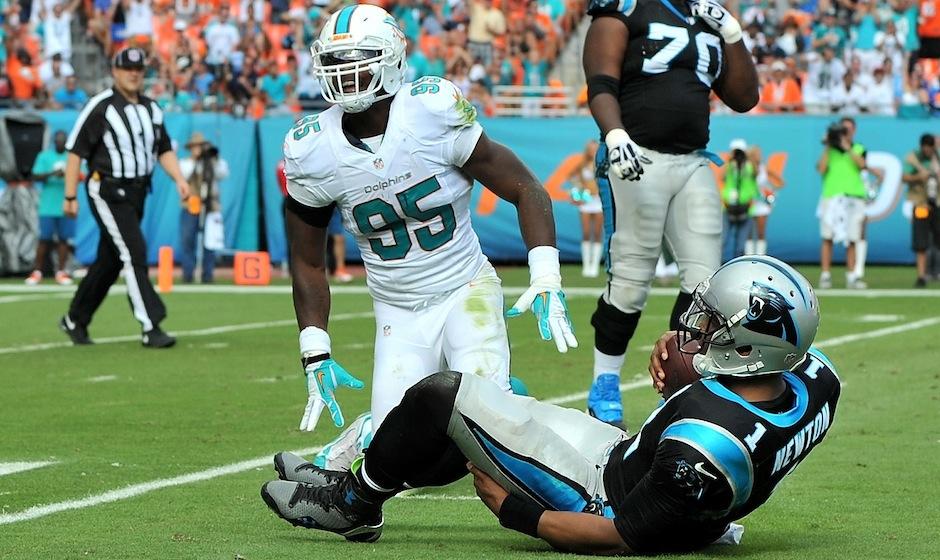 NFL: Carolina Panthers at Miami Dolphins
