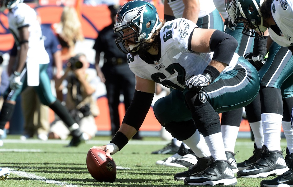 NFL: Philadelphia Eagles at Denver Broncos
