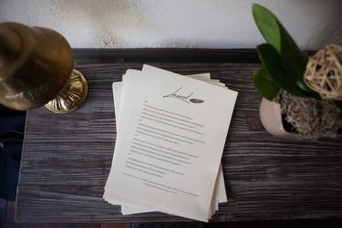 laurel menus
