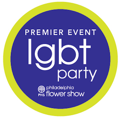 lgbt flower show party