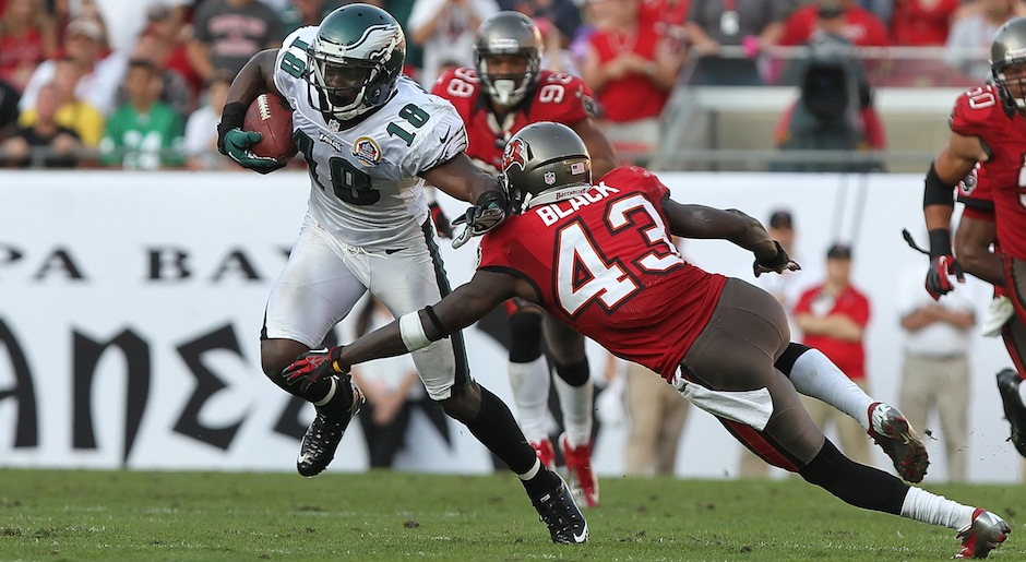 NFL: Philadelphia Eagles at Tampa Bay Buccaneers