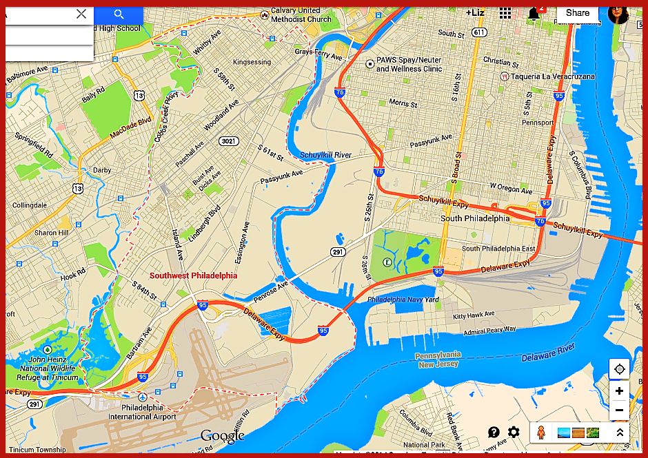 map-southwest-philly