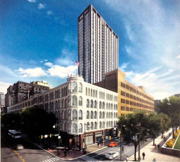 Rendering by Stantec Architecture.