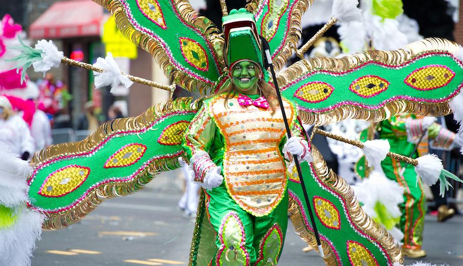 mummers philly mardi gras