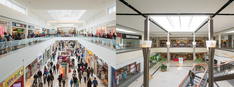Death of the Suburban mall
