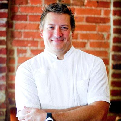 Chef-Owner Townsend Wentz.