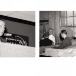 Linked By History: Salandria speaking in 1998; Arlen Specter working with the Warren Commission in 1964.