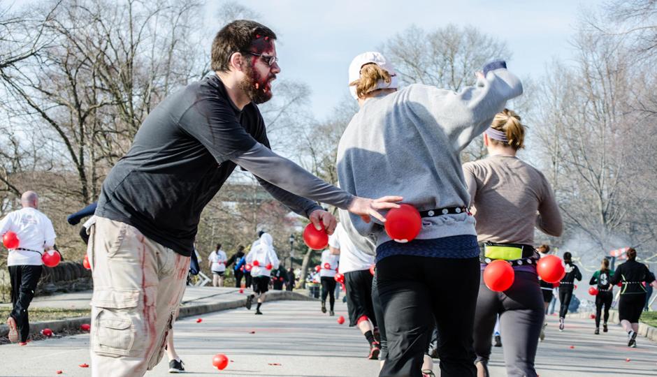 Photo via Facebook/The Zombie Run