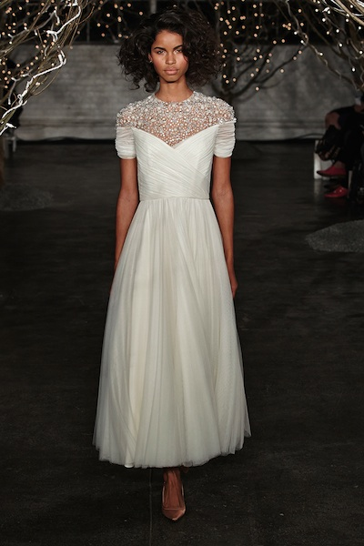 Mary by Jenny Packham. Photo courtesy of the designer.