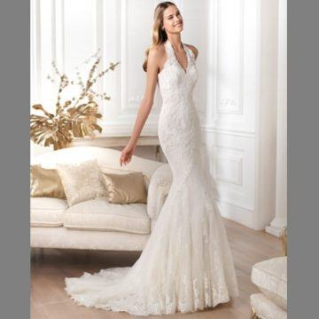 Courtesy of Pronovias.