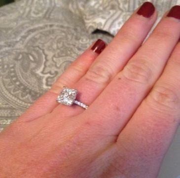 Jessica's ring!