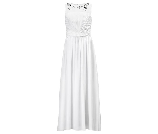 H&M's $99 wedding dress, available next month.