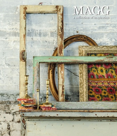 MAGG, a collection of amazing goodies from Magpie Vintage Rentals.