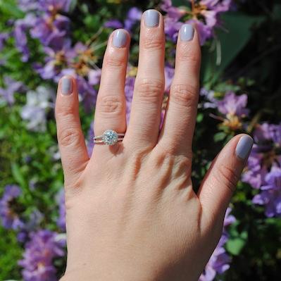 Zofia's ring!