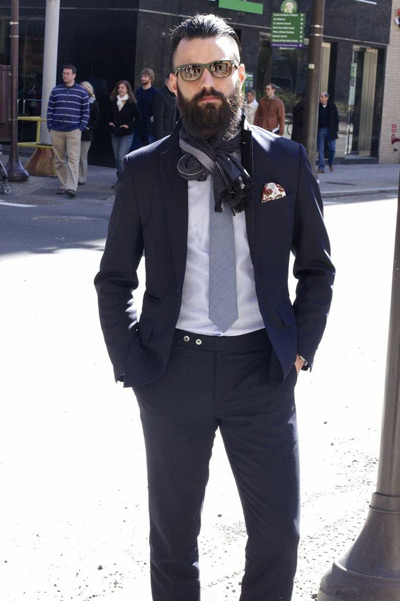 Street Style: Commonwealth Proper Bespoke Style