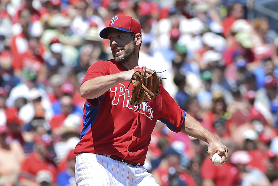 Cliff Lee. Photo | Tommy Gilligan-USA TODAY Sports
