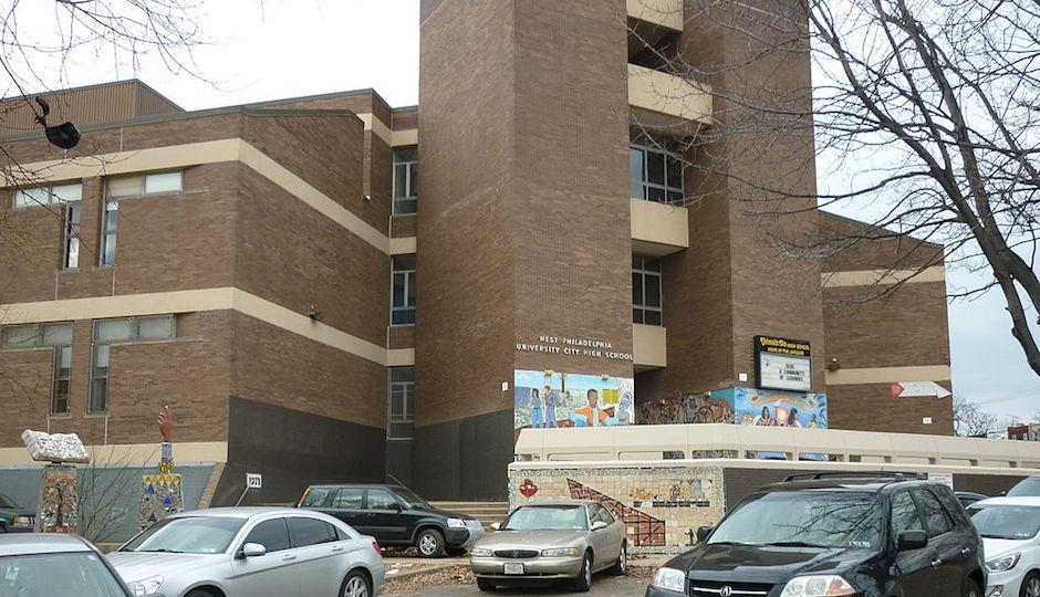 University City High School. Photo via Wikimedia.