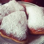 Beignets on North Broad.