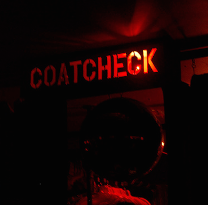 coat check guerilla queer bar