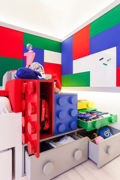 Lego Bedroom Decorating Ideas: Gallery: Lego-Inspired Spaces And Goods