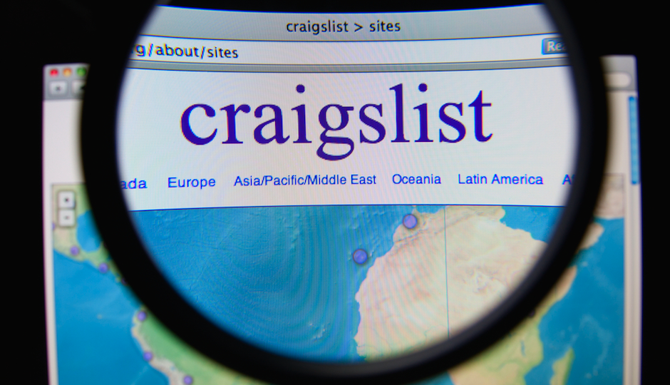 Craigslist Personal Ads Linked to Rise in New HIV Cases | G