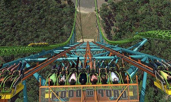 Is the Race for World-Record Rides Ruining Theme Parks?