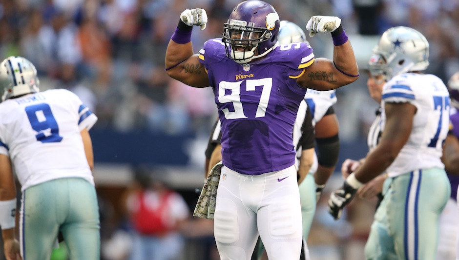 NFL: Minnesota Vikings at Dallas Cowboys