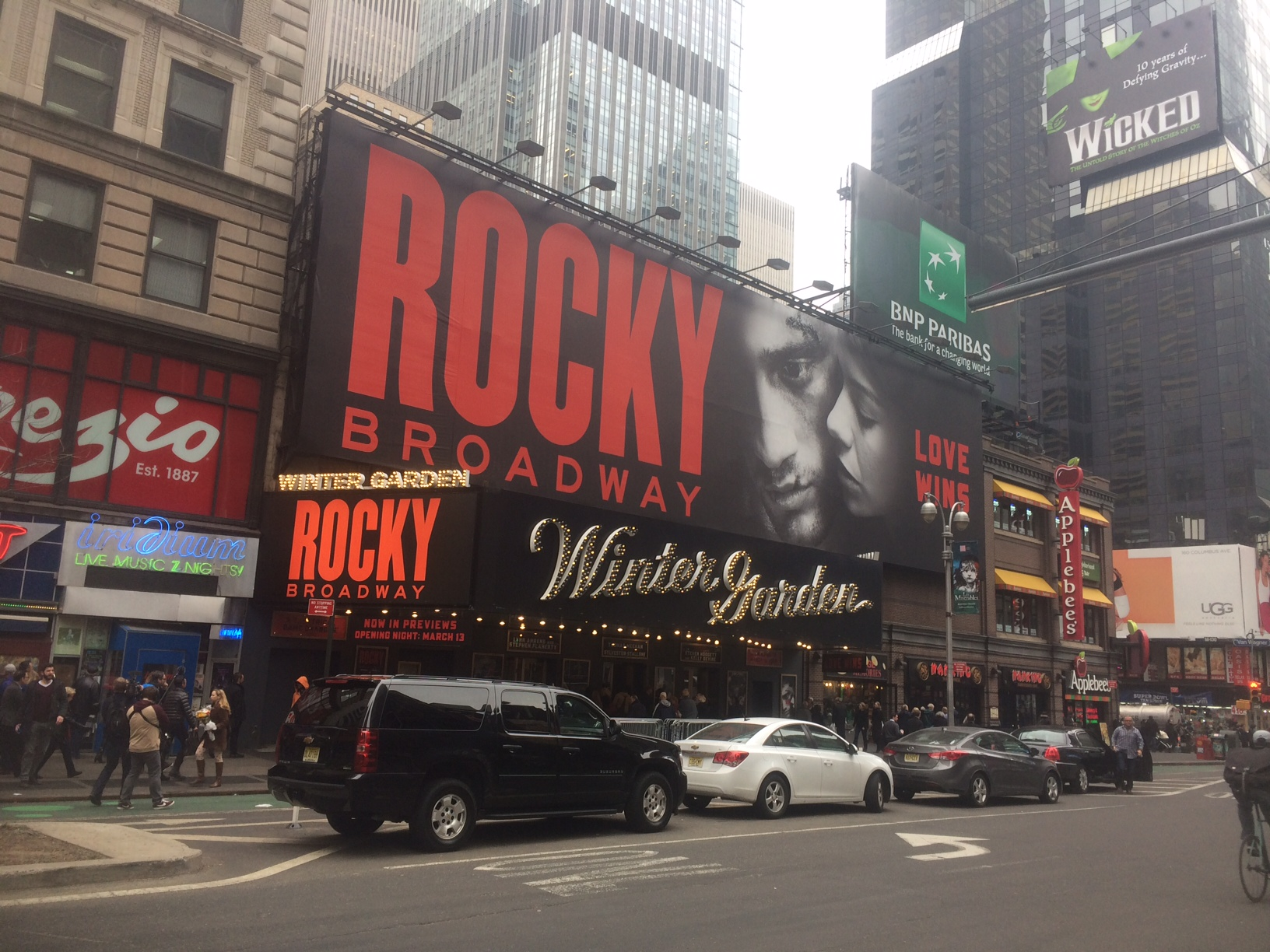The Rocky Broadway Reviews Are In
