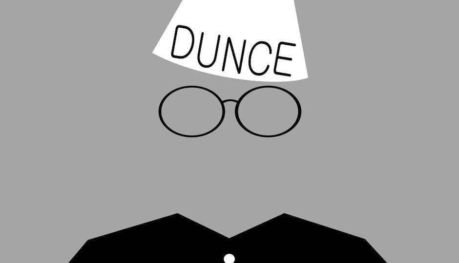 shutterstock_dunce-stupid-gene-940x540