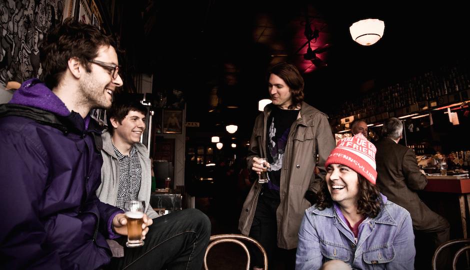 war on drugs band