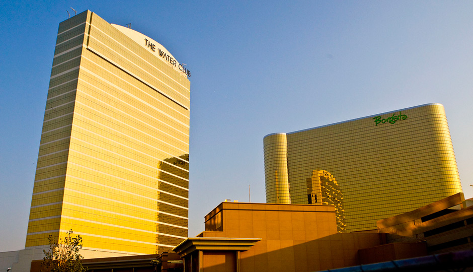 Borgata - Water Club - Atlantic City