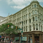 Market Street side of Mellon Independence Center. Photo credit: Google Street View