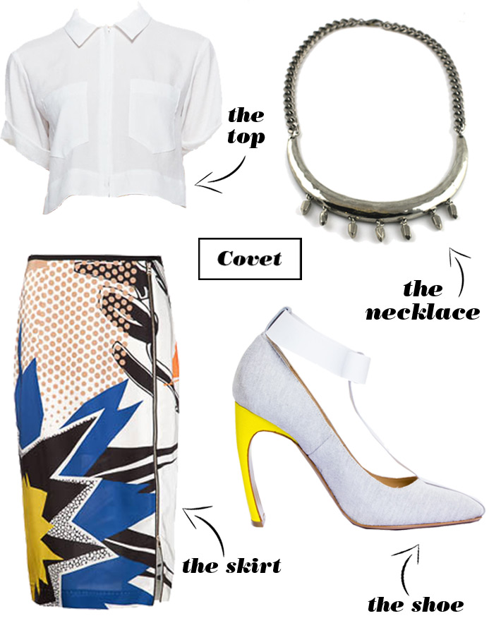 Covet: The Work Outfit You Need This Spring