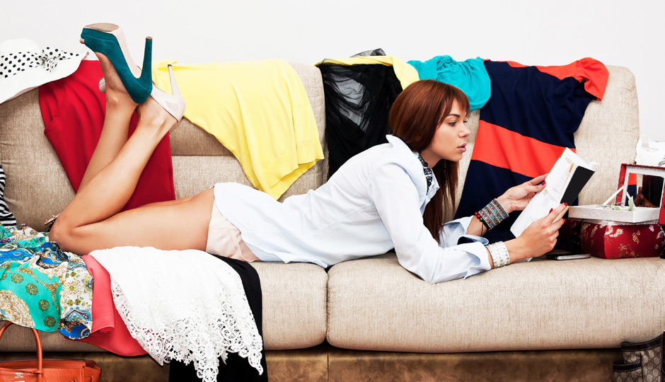 Cute-girl-on-couch